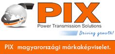 PIX hajtószíjak, ékszíjak, márkaképviselet